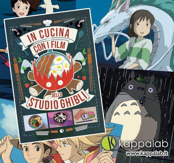 """Immagine promozionale del libro """"IN CUCINA CKappalab"""
