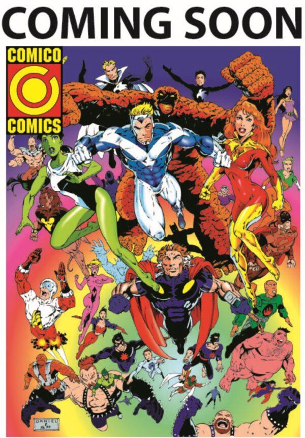 immagine promozionale dell comic Comics