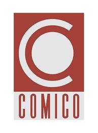 logo  comico the comic company
