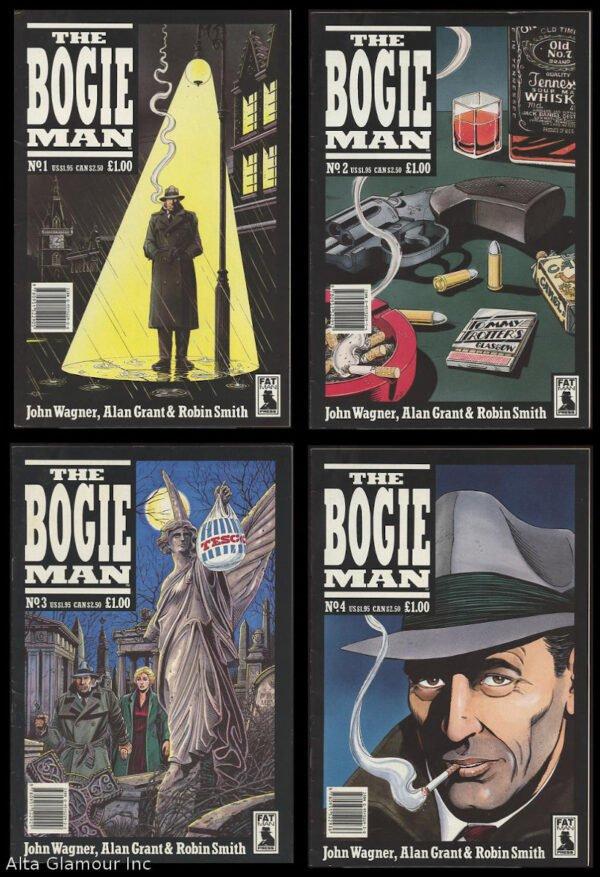 The Bogie Man ##1-4 dell'inglese FATMAN PRESS_RID