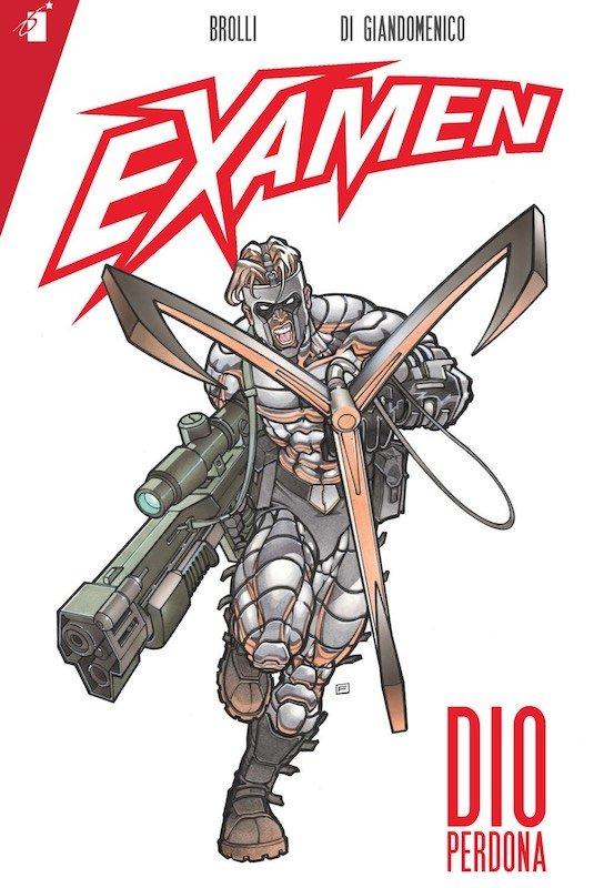 altra copertina di Examen_star comics