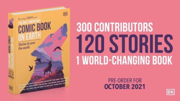 """"""" The Most Important Comic Book on Earth"""", volume disponibile per il pre-ordine"""