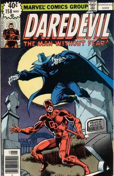 daredevil #158_cover