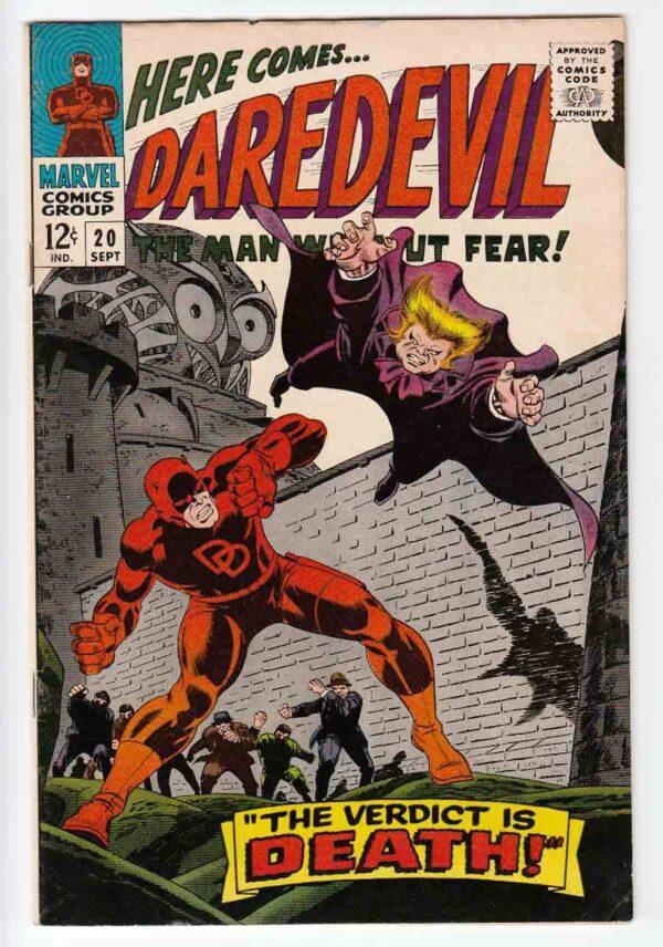 daredevil #20_cover