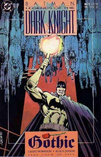 Cover di Batman Legends of the Dark Knight - Vol. #9