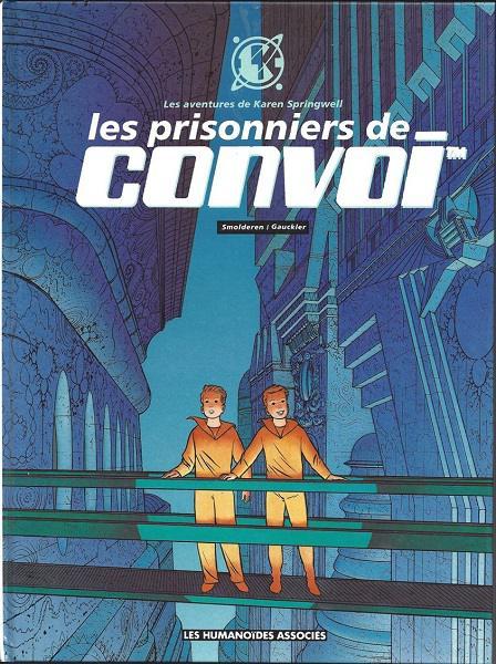 Convoi_l'ingegrale_copertina LES HUMANOIDES ASSOCIES, 2000)