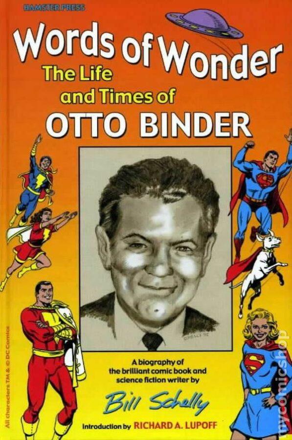 MyComicShop Binder comic books issue 1