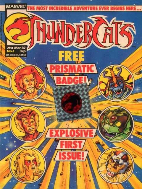 THUNDERCATS #01_MarvelUK