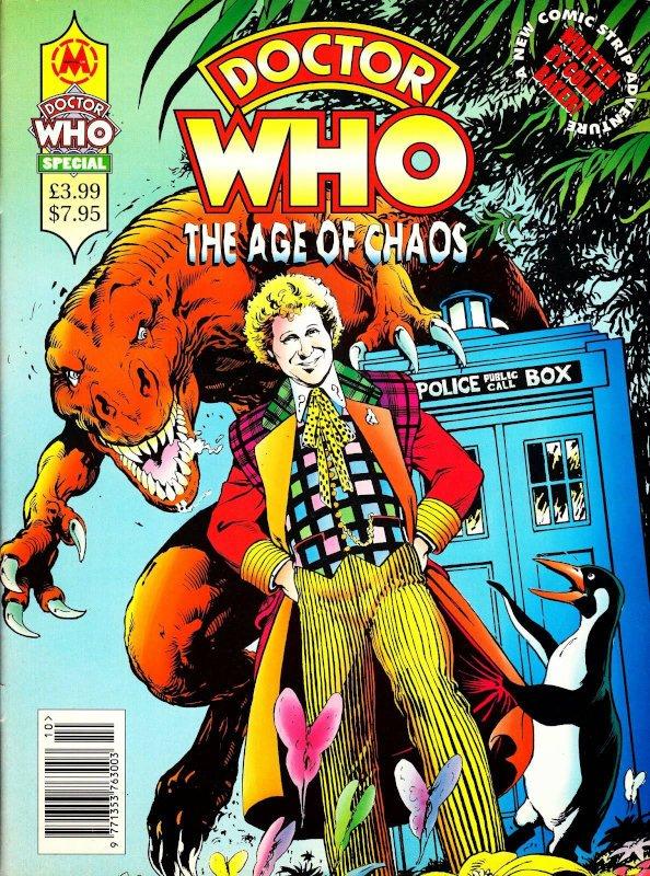 doctor who (marvel UK)