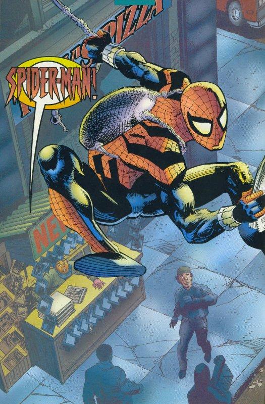 Immagine di Spider-Man di Ben Reilly