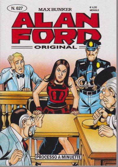 Alan Ford - Processo a Minuette - n. 627 - mensile - settembre 2021