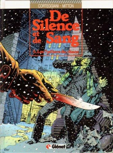 'Del silenzio, del sangue' di Corteggiani e Mitton