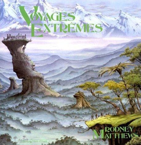 Voyages extrêmes (Ed. VENT D'OUEST).