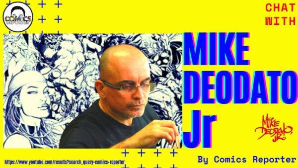 banner-copertina intervista a Mike deodato jr