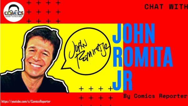 Banner intervista a John Romita JR