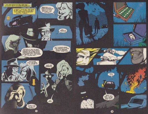 maze agency #17 - doppia pagina
